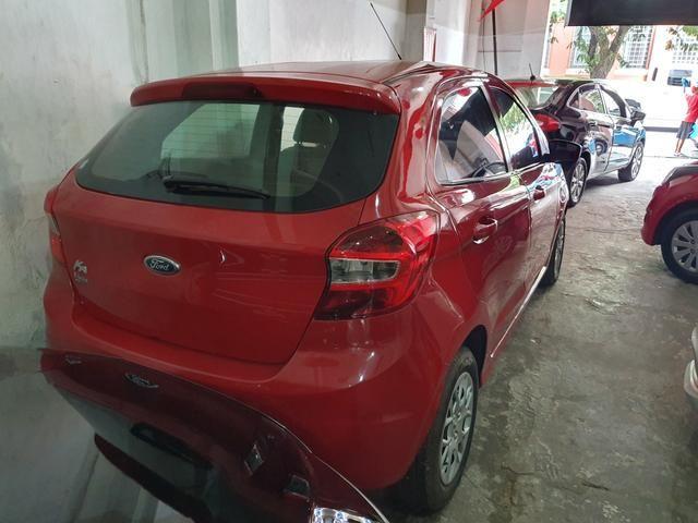 Ford Ka 1.0 2018 1 mil de entrada Aércio Veículos xf - Foto 2