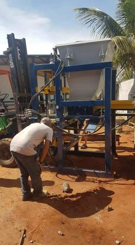 Máquina de bloco e paver - Foto 6