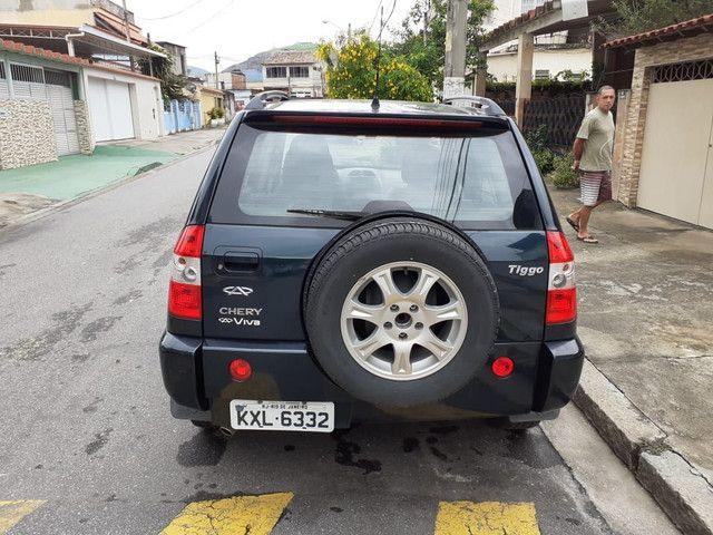 Chery Tiggo 2.0 Mec 16v único dono 2011/2012 - Foto 2