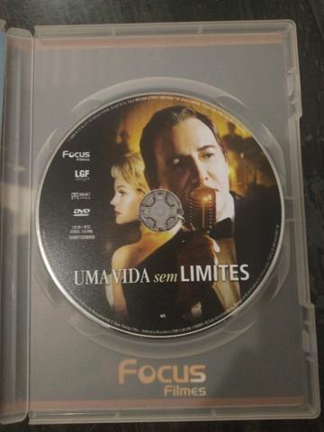 DVD Uma Vida Sem Limites - R$ 10 - Foto 3