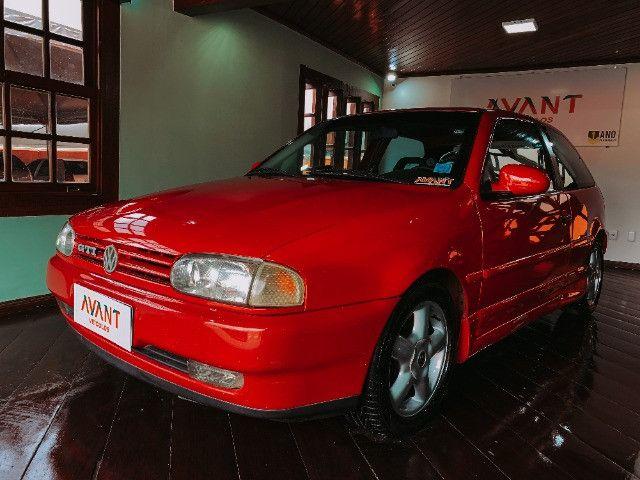 Gol Turbo GTi 2000 - 1995