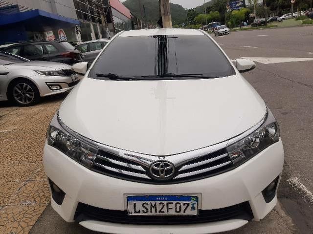 Corolla XEI 2.0AT GNV 5° -  63.000km - Bancos em Couro e Multimídia  - Foto 3