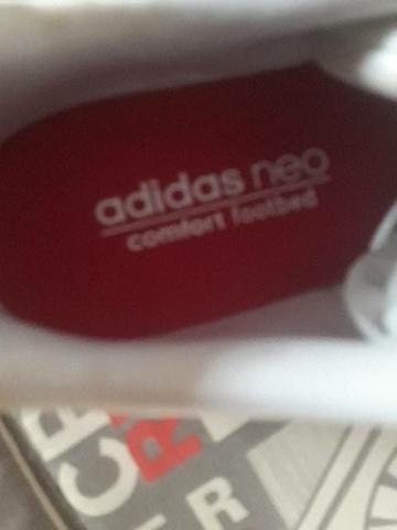 Tênis adidas NEO n° 38 feminino - Foto 4