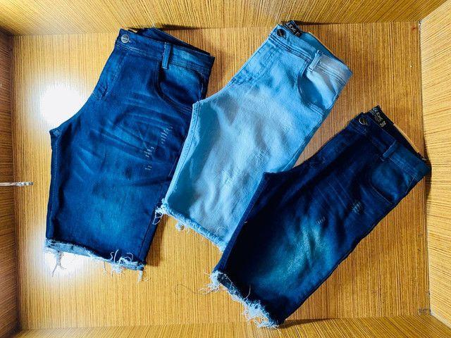 Bermudas Jeans Promocional - Foto 5