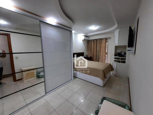 Apartamento com 4 dormitórios à venda, 195 m² por R$ 890.000,00 - Praia de Itapoã - Vila V - Foto 7