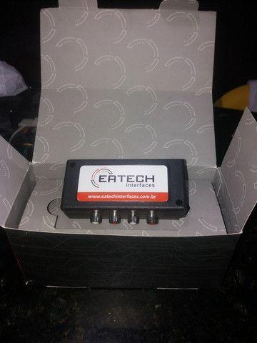 Interface conversor Rca eatech de alta qualidade  - Foto 2