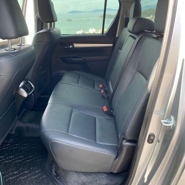 Toyota Hilux SRV Flex 2019 Aut - Foto 11