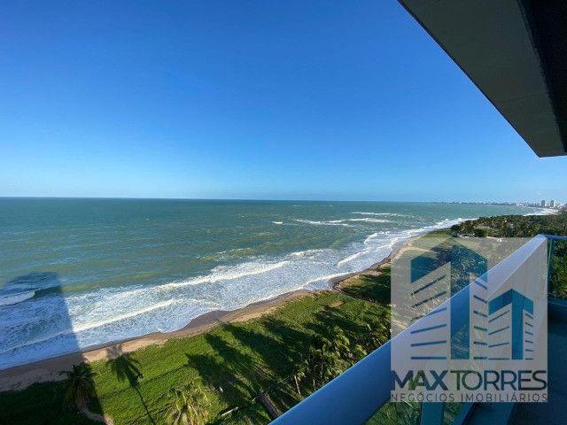 Edifício Green Village: beira mar de Guaxuma, 4 suítes, 222 m², varanda gourmet - Foto 13