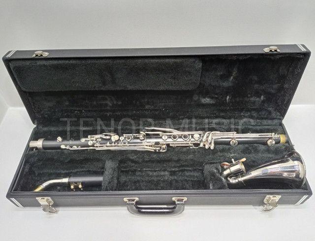 Clarone / Clarinete Alto Selmer USA ORIGINAL - Foto 3