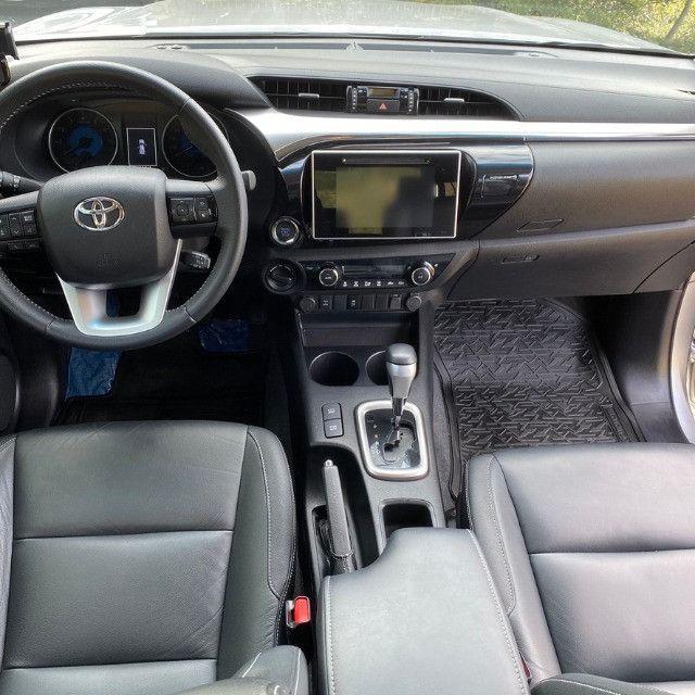 Toyota Hilux SRV Flex 2019 Aut - Foto 3