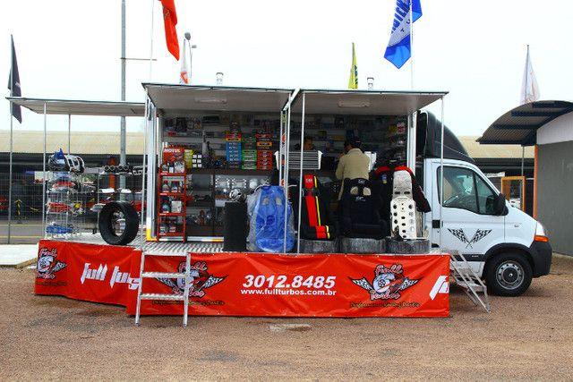 renault master 2.5 caminhão LOJA com apenas 12.000 km ano 2010 - Foto 7