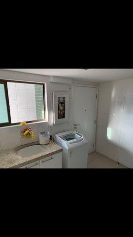 Excelente apartamento 4/4, 3 suítes, totalmente nascente, na ponta verde - Foto 12