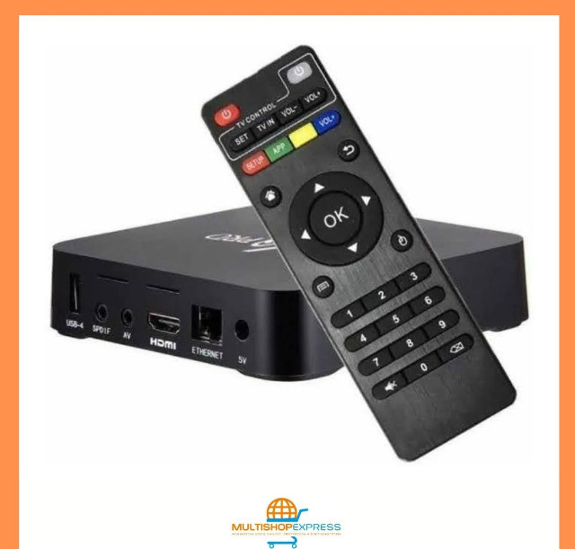 Tv Box Android 4k 64gb - 4gb Ram - Wifi 5g Hdmi Pro - Foto 4