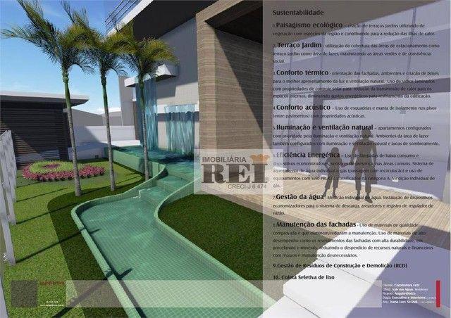 Apartamento com 4 dormitórios à venda, 226 m² por R$ 2.034.000 - Setor Central - Rio Verde - Foto 5