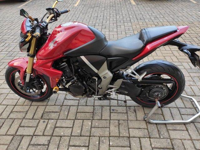 Honda cb1000r 2013 lindíssima!! ( Anúncio real ) - Foto 4