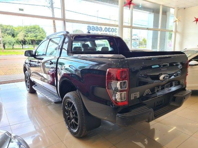 Ranger Black 2022 - melhor custo benefício a diesel.   - Foto 3