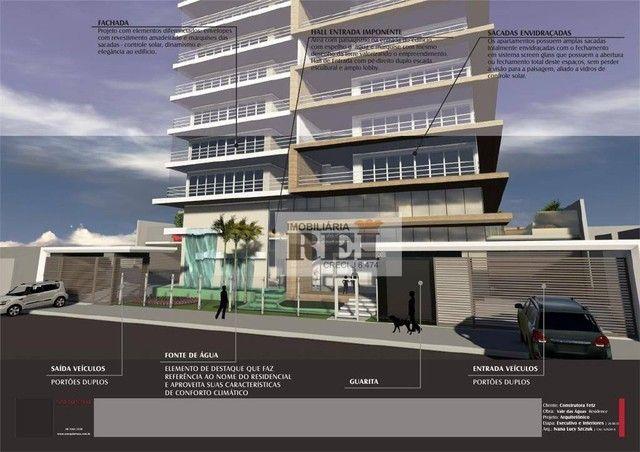 Apartamento com 4 dormitórios à venda, 226 m² por R$ 2.034.000 - Setor Central - Rio Verde - Foto 7