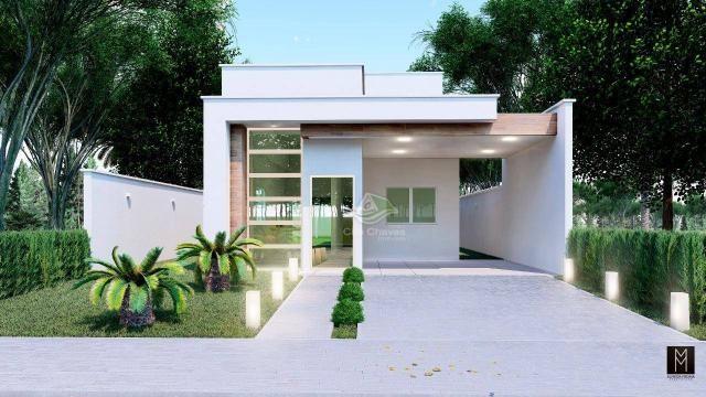 Casa à venda, 55 m² por R$ 265.000,00 - Gereraú - Itaitinga/CE - Foto 16