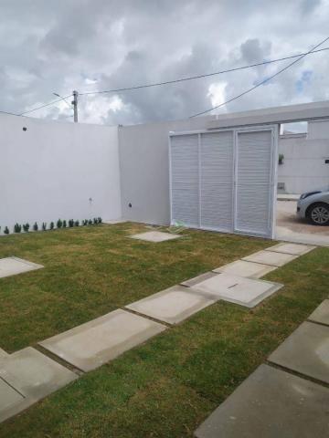 Casa com 2 dormitórios à venda, 71 m² por R$ 189.000,00 - Timbu - Eusébio/CE - Foto 11
