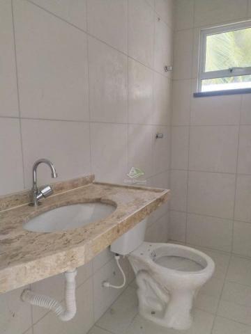 Casa com 2 dormitórios à venda, 71 m² por R$ 189.000,00 - Timbu - Eusébio/CE - Foto 6