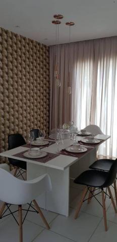 Sobrado com 2 dormitórios à venda, 70 m² por R$ 210.000,00 - Tamatanduba - Eusébio/CE - Foto 17