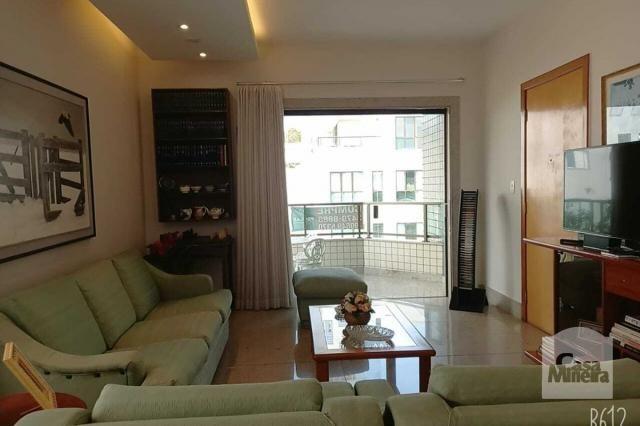 Apartamento à venda com 4 dormitórios em São josé, Belo horizonte cod:277116 - Foto 8