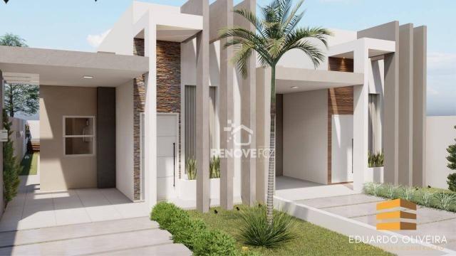 Casa com 1 dormitório à venda, 69 m² por R$ 330.000,00 - Loteamento Florata - Foz do Iguaç - Foto 2