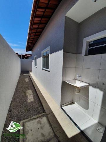 Casa com 2 dormitórios à venda, 81 m² por R$ 140.000,00 - Jabuti - Itaitinga/CE - Foto 5