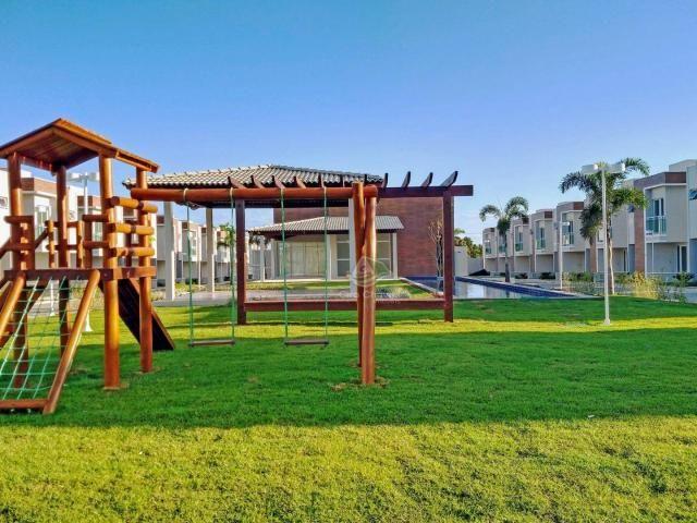 Sobrado à venda, 95 m² por R$ 350.000,00 - Mangabeira - Eusébio/CE - Foto 9