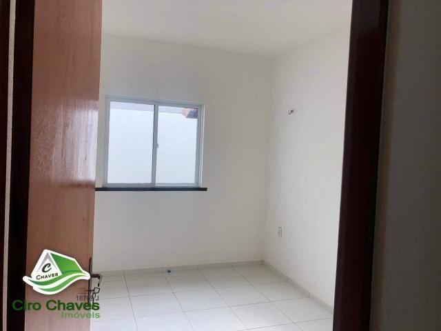 Casa com 2 dormitórios à venda, 80 m² por R$ 135.000 - Bairro: Novo Ancuri - Itaitinga/CE - Foto 9