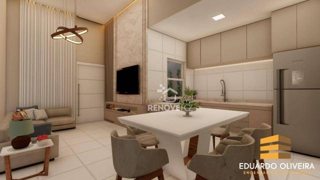 Casa com 2 dormitórios à venda, 69 m² por R$ 310.000,00 - Loteamento Florata - Foz do Igua - Foto 9