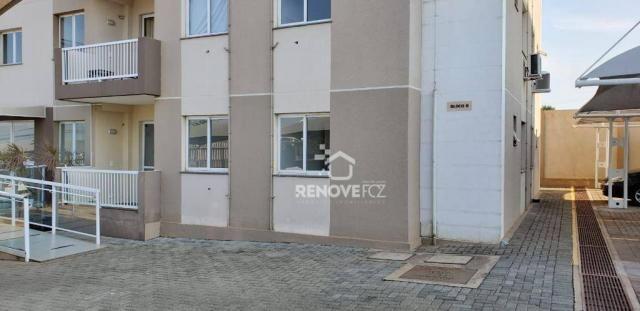 Apartamento com 2 dormitórios à venda, 63 m² por R$ 305.000,00 - Parque Ouro Verde - Foz d - Foto 2