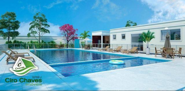 Apartamento à venda, 40 m² por R$ 150.900,00 - Centro - Eusébio/CE - Foto 4