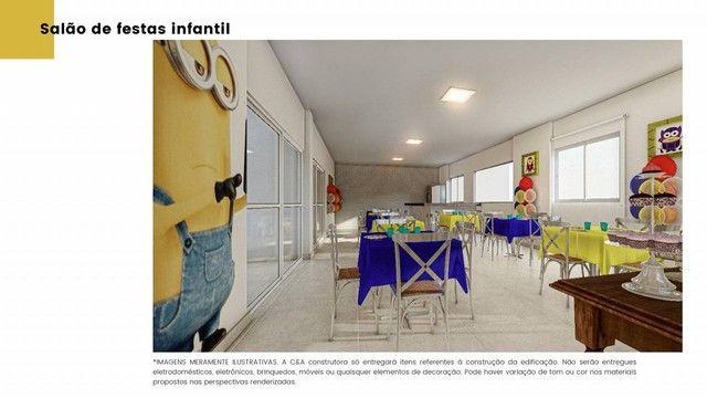 Apartamento para venda tem 73 metros quadrados com 3 quartos em Granja Marileusa - Uberlân - Foto 14
