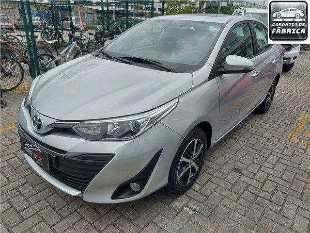 Toyota Yaris 2019 1.5 16v flex sedan xls multidrive - Foto 2