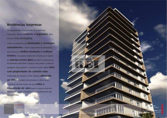 Apartamento com 4 dormitórios à venda, 226 m² por R$ 2.034.000 - Setor Central - Rio Verde - Foto 4
