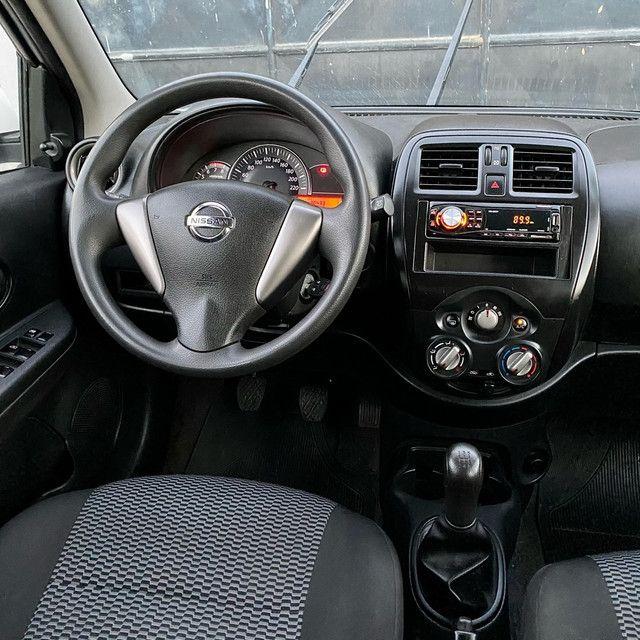 Nissan March S 1.0 Flex, Ano: 2019, Todo Completo (Estado de Okm!!!) - Foto 14