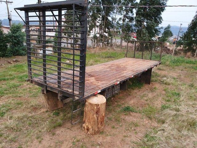 Carroceria Para Madeira/tora - Foto 5
