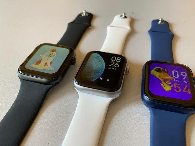 Relógio Smartwatch AK76 PRO Versão 2021 - Foto 4