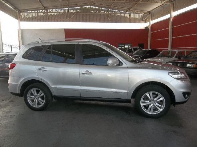 Hyundai Santa Fe 3.5 Mpfi V6 24V 285Cv Gas 4P Automatico 2011 - Foto 13