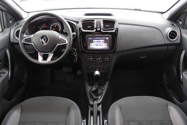 Renault Logan Zen 1.6 16V SCe (Flex) CVT - Foto 11