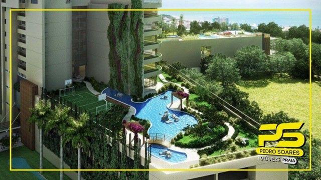 Apartamento com 4 dormitórios para alugar, 223 m² por R$ 6.400/mês - Altiplano - João Pess - Foto 12
