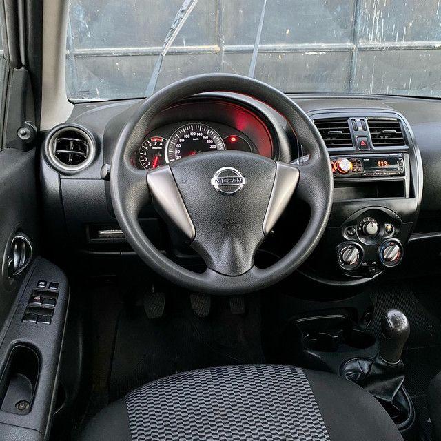 Nissan March S 1.0 Flex, Ano: 2019, Todo Completo (Estado de Okm!!!) - Foto 15