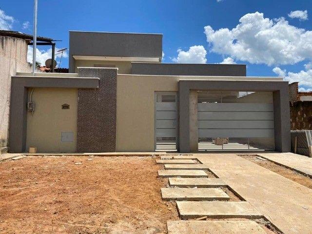 Casa dos sonhos no Jardim Ingá - Em fase de construção