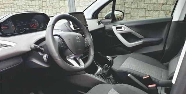 Peugeot 208 Allure 1.2  Flex 2020 - Foto 4