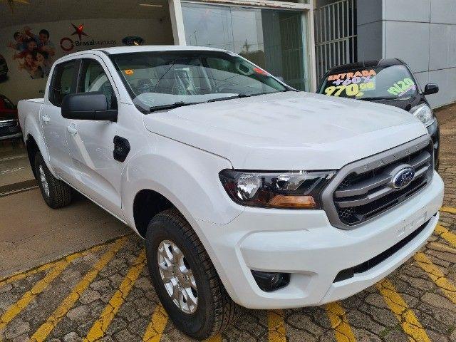 Ranger XLS 4x2 diesel AUT 2022 - a melhor picape da categoria!!! - Foto 4