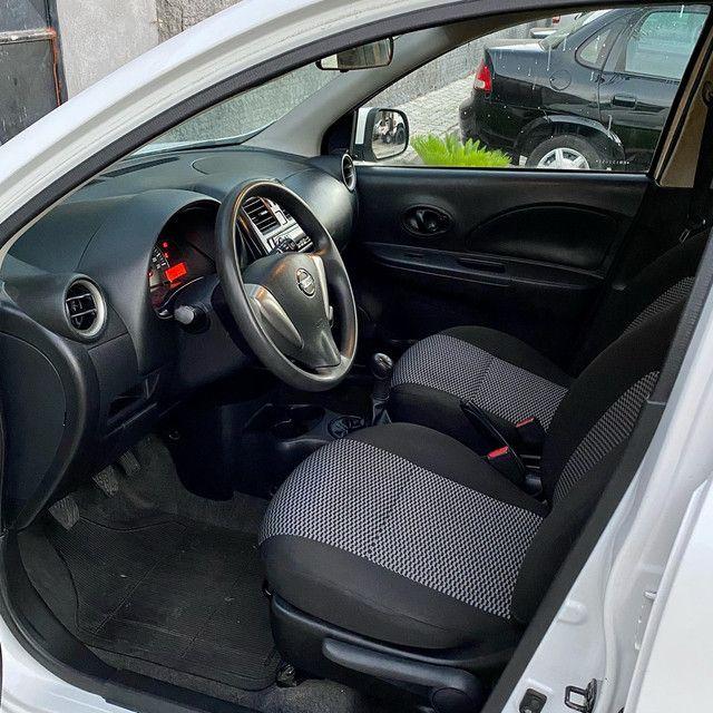 Nissan March S 1.0 Flex, Ano: 2019, Todo Completo (Estado de Okm!!!) - Foto 11