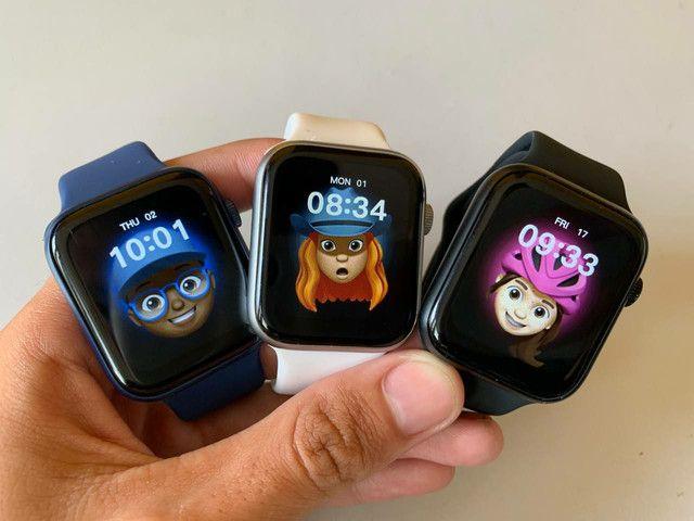 Relógio Smartwatch AK76 PRO Versão 2021 - Foto 3