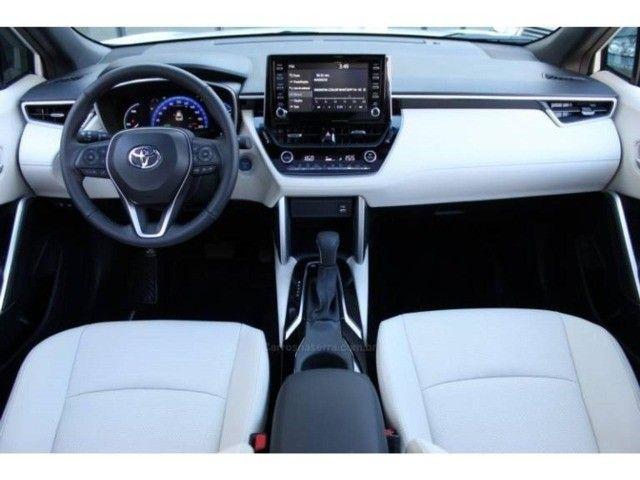Toyota Corolla Cross XRX 1.8 HEV Cvt  2021/2022 - Foto 13