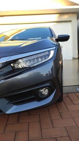 Honda Civic Touring 1.5 Turbo - Foto 14